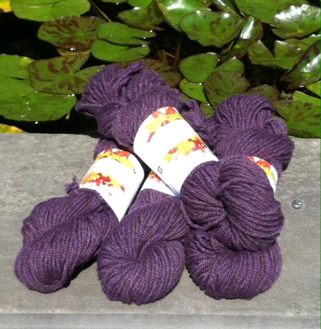Bulky 3 ply Alpaca / Wool Yarn